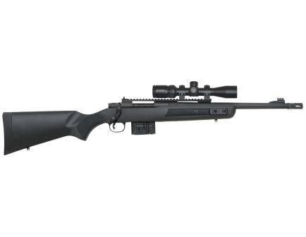 Mossberg MVP Scout Scoped Combo 308/7.62x51mm 10+1 Bolt Action Centerfire Rifle - 27793
