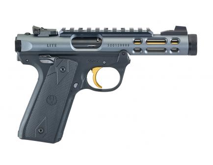 Ruger Mark IV 22/45 Lite 22Lr Pistol Diamond Gray for sale