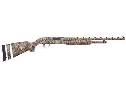 Mossberg 500 Youth Super Bantam - Waterfowl 20 Gauge Pump-Action Shotgun, Mossy Oak Shadow Grass Blades - 54218