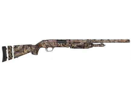 Mossberg 510 Youth Mini Super Bantam - All Purpose 20 Gauge Pump-Action Shotgun, Mossy Oak Camouflage - 50497
