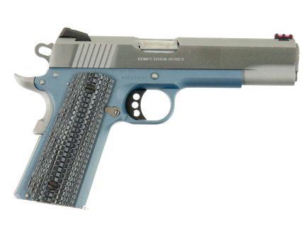 Colt 1911 Competition Series 70 9mm Pistol | G10 Blue