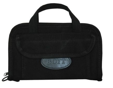 Boyt SINGLE HANDGUN CASE Black  0PP911003 - PP911S