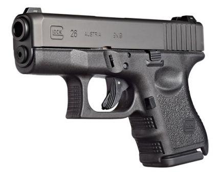 Glock Pistol 26, US made, 9mm pistol - UI26502