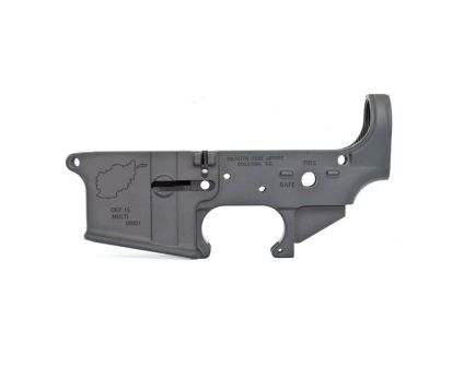PSA OEF-15 Afghanistan AR-15 Stripped Lower Receiver