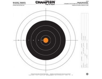 "Champion 100yd. Smallbore Rifle (16"" x 15.75""):  46104"