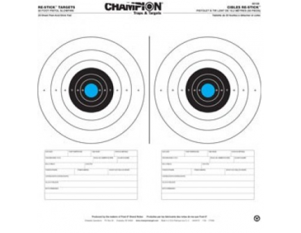 "Champion 50ft. Pistol Slowfire (16"" x 15.75""):  46108"