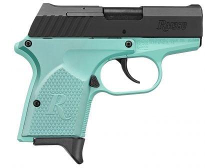 Remington RM380 Micro 380 ACP 6+1 Round Pistol, Anodized Light Blue - 96453