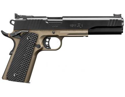 Remington 1911 R1 Hunter 10mm 6 inches 8+1 Round Pistol, Flat Dark Earth - 96305