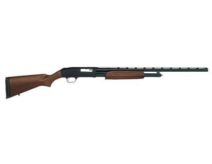 Mossberg 500 Hunting All Purpose Field 20 Gauge Pump-Action Shotgun, Wood - 50136
