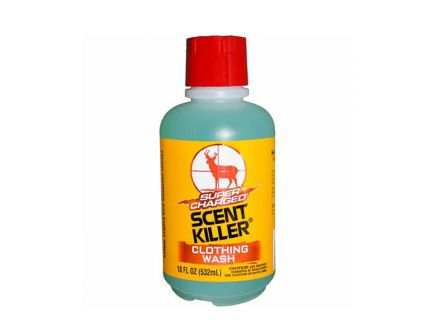 Wildlife Research Scent Killer Liquid Clothing Wash, 18 fl oz Bottle - 546