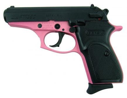 Bersa Thunder 380 .380 ACP Pistol, Pink Cerakote - T380PNK8