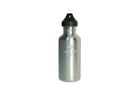 Lifeline 27oz  Stainless Steel Bottle