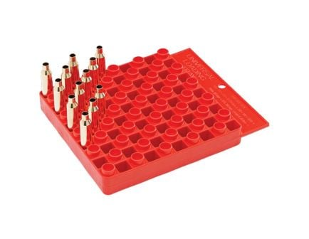 Hornady Universal Loading Block, Red - 480040