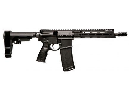 Daniel Defense DDM4 V7 P 5.56 AR-15 Pistol | Black