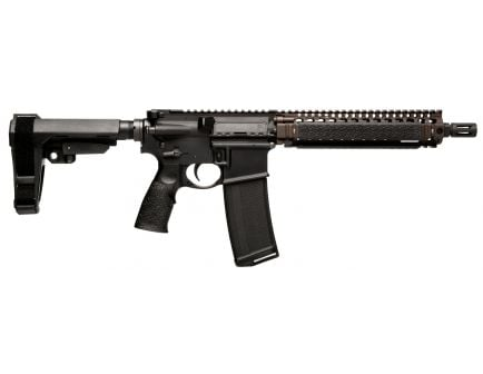 Daniel Defense MK18 5.56 AR Pistol | Black | PSA