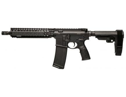 Daniel Defense DDM4 MK18 5.56 NATO 30+1 AR Pistol, Anodized Matte Black - 02-088-01202