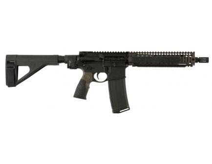 Daniel Defense MK18 Law Tactical 5.56 NATO 30+1 AR Pistol, Anodized Matte Black - 02-088-22038
