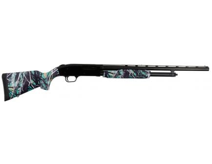 Mossberg 500 Youth Super Bantam 20 Gauge Pump-Action Shotgun, Muddy Girl Serenity - 54160