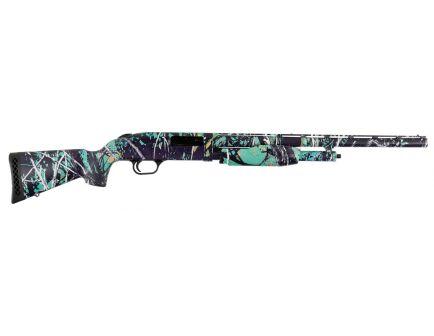 Mossberg 510 Youth Mini Super Bantam All Purpose 20 Gauge Pump-Action Shotgun, Muddy Girl Serenity - 50498