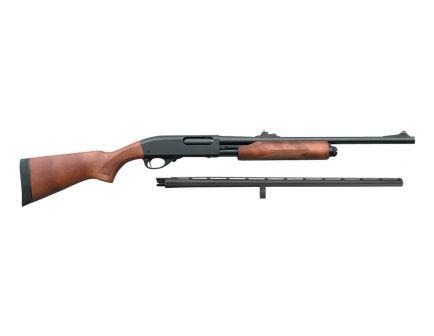 Remington 870 Express Combo 20 GA Pump Action Shotgun, Hardwood - 25597