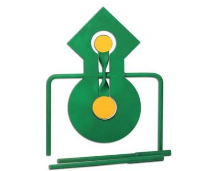 Champion .22lr Double Reaction Metal Spinner Target 44880