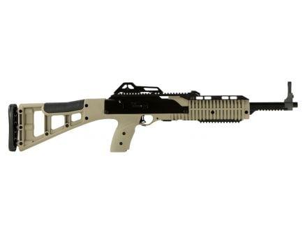 Hi-Point 995TS Carbine FDE 9mm Luger 10 Round Semi Auto Rifle, Skeletonized - 995TSFDE