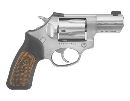 Ruger SP101 Wiley Clapp Edition .357 Mag Revolver - 5774