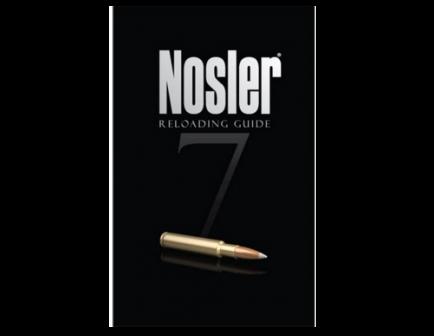 Nosler Reloading Guide #7 - Reloading Manual - 50007