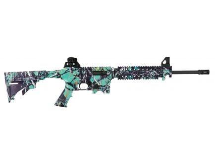 Mossberg 715T Flat Top 22 LR 25+1 Semi Auto Rifle, Adjustable - 37244