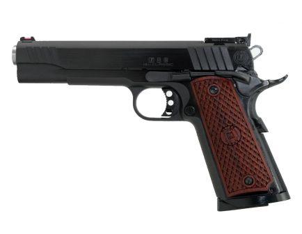 "MAC 1911 Classic .45 ACP 5"" Pistol w/ Hardwood Grips, Deep Blue"