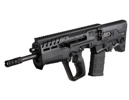 IWI Tavor 7 Restricted State Model .308 Win/7.62 Semi-Automatic Gas Piston Action Rifle, Black - T7B1610