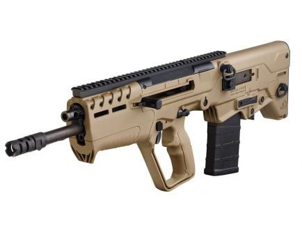 IWI Tavor 7 .308 Win/7.62 Semi-Automatic Gas Piston Action Rifle, FDE - T7FD16