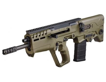 IWI Tavor 7 .308 Win/7.62 Semi-Automatic Gas Piston Action Rifle, OD Green - T7G16