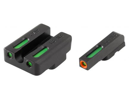 TruGlo TFX Pro Front/Rear Day/Night Sight Set for CZ 75
