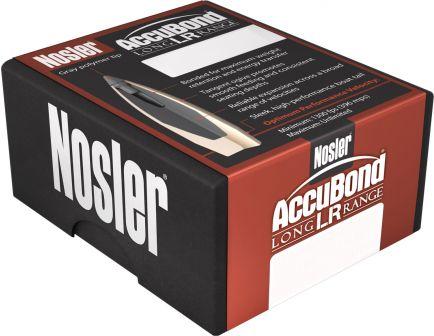 Nosler Trophy Grade 33 Nosler 265 grain AccuBond-Long Range Rifle Ammo, 20/Box - 60099