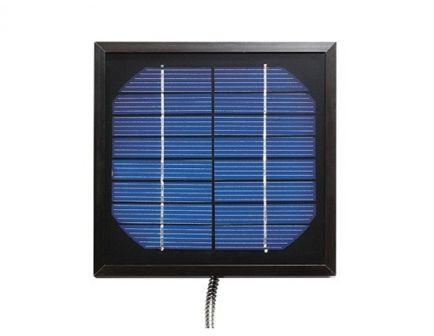Bushnell Trail Scout Pro Solar Panel - 119750C