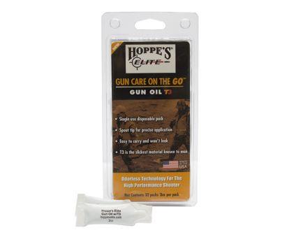 Hoppe's Elite Gun Oil with T3, 32 Packs