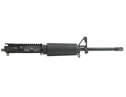 Blemished 16 inch carbine length AR-15 upper receiver without BCG or CH