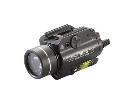 Streamlight TLR-2 HL G Gun Tactical Light 1000 Lumens