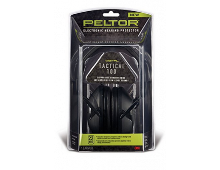 Peltor Tactical 100 Hearing Protection - TAC100-OTH