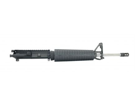 """PSA 16"""" Midlength Pencil Stainless Steel 5.56 NATO 1:7 Freedom Upper"""