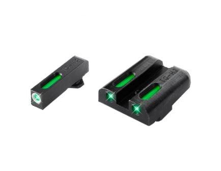 TruGlo TFX- High Set Pistol Sights Fits Most Glock Models, Glock 42, Glock 43 Excluded - TG13GL2A