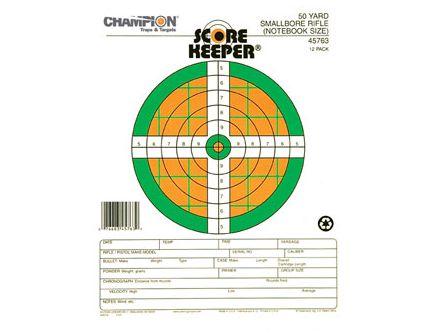 Champion 50 YD Notebook, Flourescent (12/PK) 45763