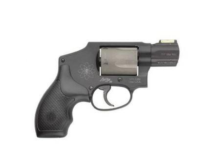 Smith & Wesson Model 340 PD Small .357 Mag/.38 S&W Spl +P Revolver, Matte Black - 163062