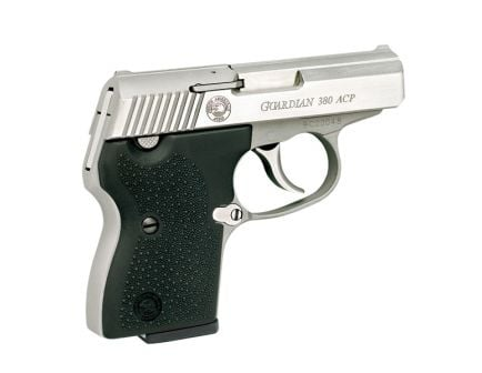 North American Arms .380 ACP Pistol, Stainless Steel - NAA-380Guardian