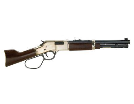 Henry Big Boy Mare's Leg .357 Magnum Pistol, Brass/Walnut - H006MML