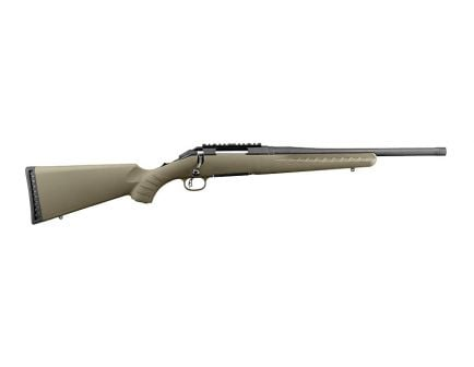 Ruger American Ranch 300 Blk Bolt Action Rifle, FDE - 6968