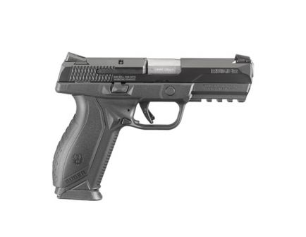 Ruger American 9mm 17 Round Pistol, Black ‒ 8605
