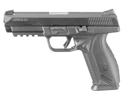 Ruger American 45 Auto Pistol w/ Novak LoMount 3-Dot Sights, Black - 8615