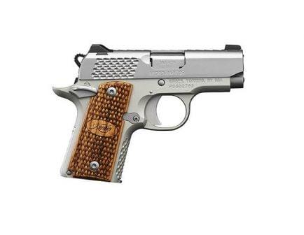 Kimber Pistol Micro Raptor .380 ACP Pistol, Stainless Finish - 3300084
